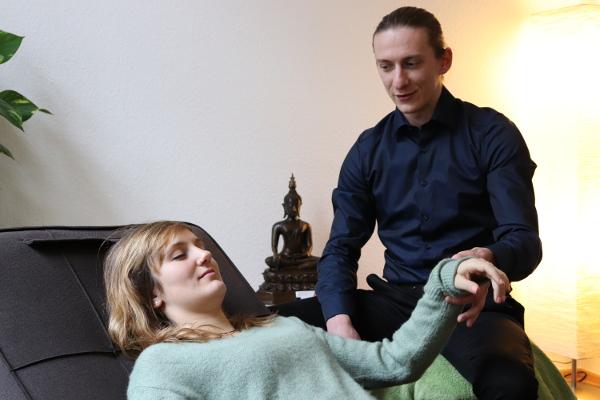 Hypnose in Leipzig - Fenz - Hypnosesitzung - 2